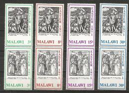 Malawi - 1971 Easter MNH **     SG 388-95 - Malawi (1964-...)