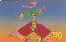 11992 - SCHEDA TELEFONICA - CAPO VERDE - USATA - Cape Verde