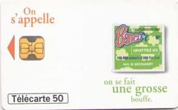 TELECARTE 50 UNITES BANCO 05/98 - France