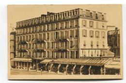 Terminus Hotel Et Grand Café, Nice - CPA Publicitaire - Pubs, Hotels And Restaurants