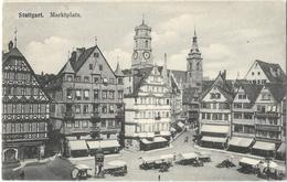Stuttgart - Marktplatz - Stuttgart