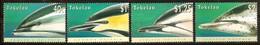 Tokelau 1996 Yvertn° 229-232 *** MNH Cote 11 Euro Faune Marine Dauphins Dolfijnen - Tokelau