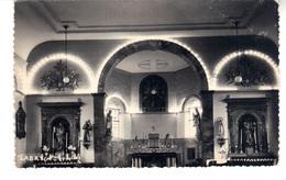 CPSM - Labry (Meurthe Et Moselle) Intérieur De L'église. - Other Municipalities