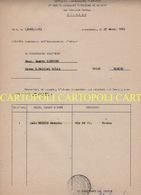 ^ REMANZACCO UDINE MANTOVA LANCIERI DI MILANO 7 GRUPPO SQUADRONI PREDONE MODICA MILITARE DOCUMENTO 52 - Documenti Storici