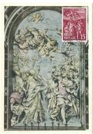 Leone I E Attila- (Algardi), 6.4. 1961, L.15 (2scans) - Cartes-Maximum (CM)