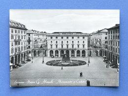 Cartolina Savona - Piazza G. Mameli - 1950 Ca. - Savona