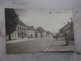 SINT-GILLIS-WAAS: Kerkstraat - Sint-Gillis-Waas