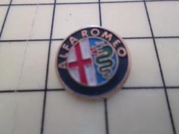 Pin1515c Pin's Pins / Beau Et Rare / THEME : AUTOMOBILES / LOGO DE LA MARQUE ALFA ROMEO - Alfa Romeo