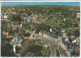 Plouguenast-En Avion Au-Dessus De...Le Pontgamp-Route De Loudeac (CPSM) - Otros Municipios
