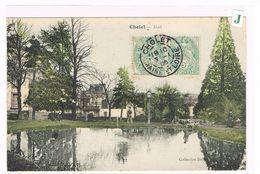 CPA (49) Cholet. Le Mail  (105) - Cholet