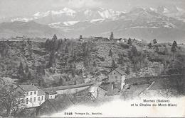 LE SALEVE - ( 74 ) - La Chaine Du Mont-Blanc - Frankreich
