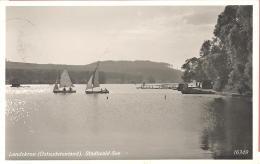 Landskron (Ostsudetenland)  Stadtwaldsee  16349  Um 1930 - Tchéquie