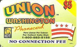IDT: UTA Union Washington 08.2005 - Vereinigte Staaten