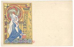 Cpa Chanoinesse Pernot à La Gelée, Dijon     ( S. 2757 ) - Werbepostkarten
