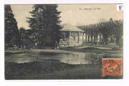 CPA (49) Cholet. Le Mail .Kiosque à Musique   (111) - Cholet