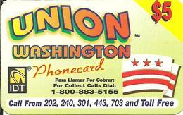 IDT: UTA Union Washington 03.2004 - Vereinigte Staaten