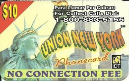 IDT: UTA Union New York 09.2004 - United States