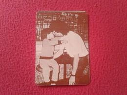 CALENDARIO DE BOLSILLO DE MANO PORTUGAL PORTUGUESE CALENDAR 1988 CAFÉ PORTO-SAID PORTO OPORTO RUA ALEXANDRE HERCULANO - Calendarios