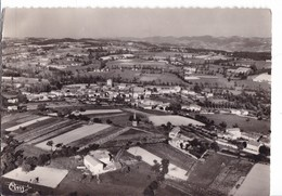 HAUTE -  RIVOIRE ,,,,VUE  PANORAMIQUE  AERIENNE,,,,,,VOYAGE  1955,,,,, - Autres Communes
