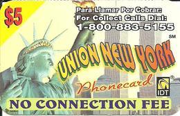 IDT: UTA Union New York 05.2004 - Vereinigte Staaten