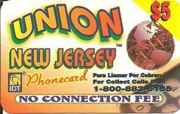 IDT: UTA Union New Jersey 08.2005 - Vereinigte Staaten