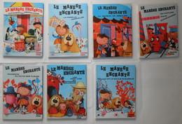 Le Manège Enchanté Lot De 8 Tomes Année 65 - Wholesale, Bulk Lots