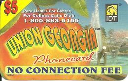 IDT: UTA Union Georgia 06.2004 - Vereinigte Staaten