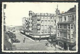 +++ CPA - DE PANNE - Hôtel De La Panne - Nels - Cachet Taxe   // - De Panne