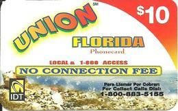 IDT: UTA Union Florida 02.2004 - Vereinigte Staaten