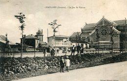 CHAULNES(JEU DE PAUME) - Chaulnes