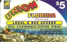 IDT: UTA Union Florida 07.2006 - Vereinigte Staaten