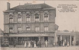 52 CHAUMONT HOTEL TERMINUS ET DE LA GARE - Chaumont