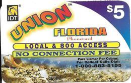 IDT: UTA Union Florida 04.2005, Logo Rs Right - Vereinigte Staaten