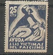 GG Nr. 1545 - Spanish Civil War Labels