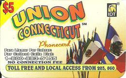 IDT: UTA Union Connecticut 03.2004 - Vereinigte Staaten