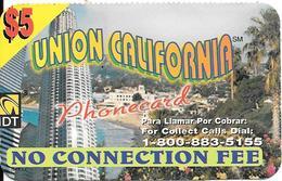 IDT: UTA Union California 09.2004 - Vereinigte Staaten