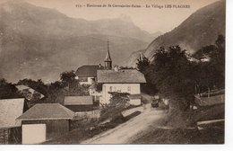 Environs De St Gervais - Les - Bains  Le Village LES PLAGNES - Saint-Gervais-les-Bains