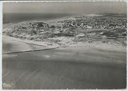 Berck-Plage-Vue Aérienne Générale,au Ier Plan,la Baie D'Authie (CPSM) - Berck