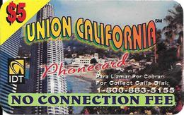 IDT: UTA Union California 06.2004 - Vereinigte Staaten