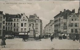 Bruxelles Place De La Justice - Places, Squares