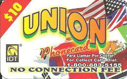 IDT: UTA Union 06.2005 - Vereinigte Staaten
