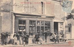 "¤¤  -  SAINVILLE   -   Grande Rue  -  Mercerie Maison "" MERIGAULT ""   -  ¤¤ - Other Municipalities"