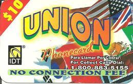 IDT: UTA Union 08.2004 - Vereinigte Staaten