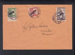 Yugoslavia Porto Overprints Cover - 1919-1929 Königreich Der Serben, Kroaten & Slowenen