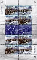 Bosnia & Herzegovina - Mostar - 2018 - Europa CEPT - Bridges - Mint Stamp Sheet - Bosnia And Herzegovina
