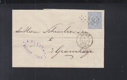 Brief Assen 1892 - Briefe U. Dokumente