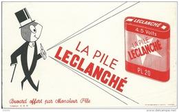 LA PILE LECLANCHE - Batterijen