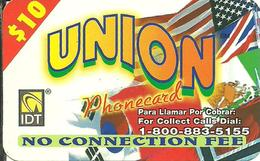 IDT: UTA Union 05.2004, Serial No Big - Vereinigte Staaten