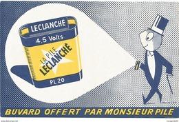 LA PILE LECLANCHE - Accumulators