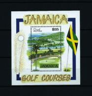 Jamaica  Nº Yvert  HB-34  En Nuevo - Jamaica (1962-...)